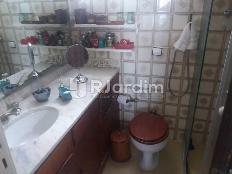 Banheiro social - Cobertura Copacabana, Zona Sul,Rio de Janeiro, RJ À Venda, 3 Quartos, 227m² - LACO30257 - 18