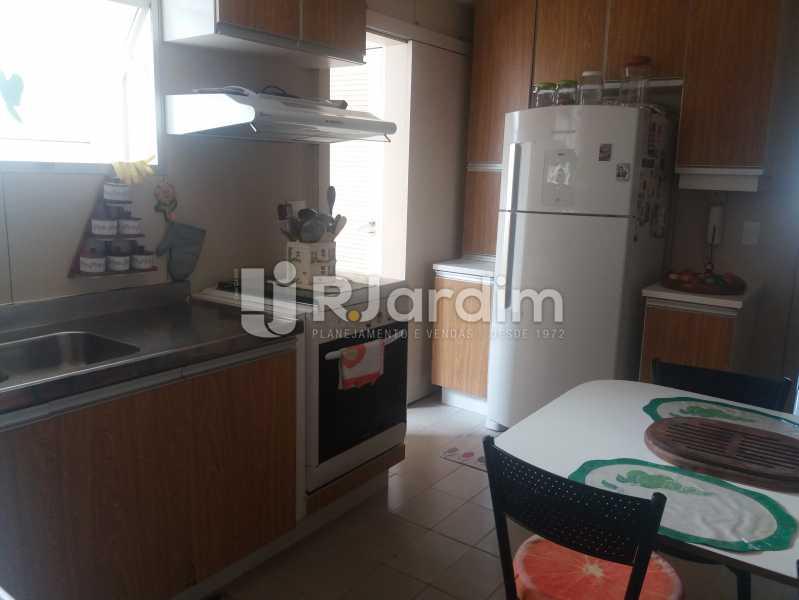 Copa,cozinha - Cobertura Copacabana, Zona Sul,Rio de Janeiro, RJ À Venda, 3 Quartos, 227m² - LACO30257 - 21
