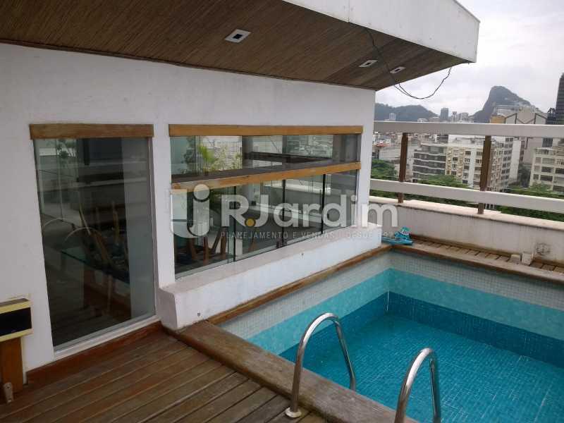 piscina  - Cobertura À Venda - Ipanema - Rio de Janeiro - RJ - LACO30258 - 5