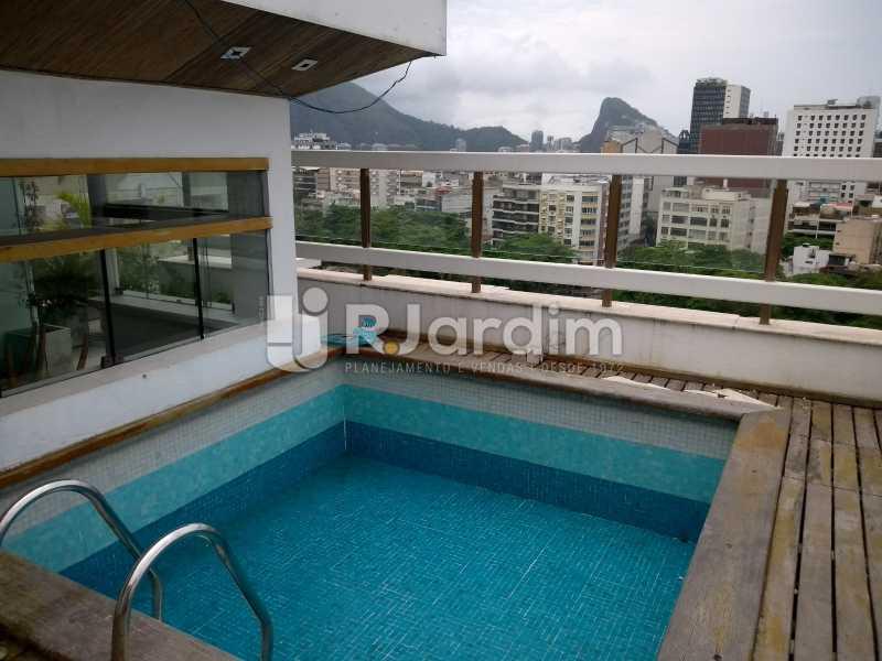 piscina / vista livre  - Cobertura À Venda - Ipanema - Rio de Janeiro - RJ - LACO30258 - 4