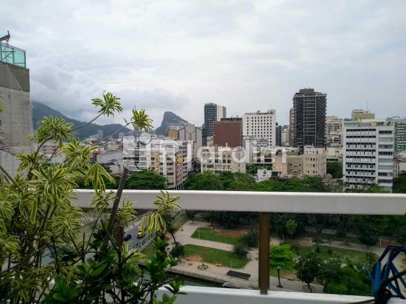 varanda  - Cobertura À Venda - Ipanema - Rio de Janeiro - RJ - LACO30258 - 12