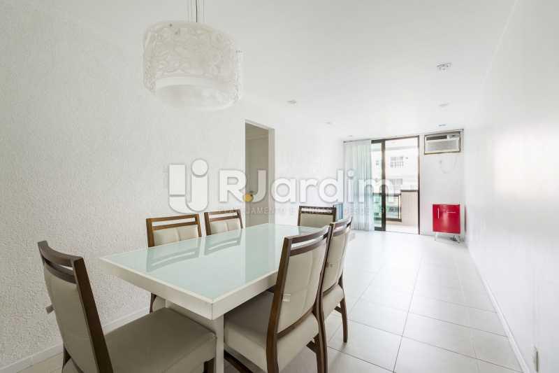 Sala de jantar - Apartamento À Venda - Barra da Tijuca - Rio de Janeiro - RJ - LAAP31885 - 5