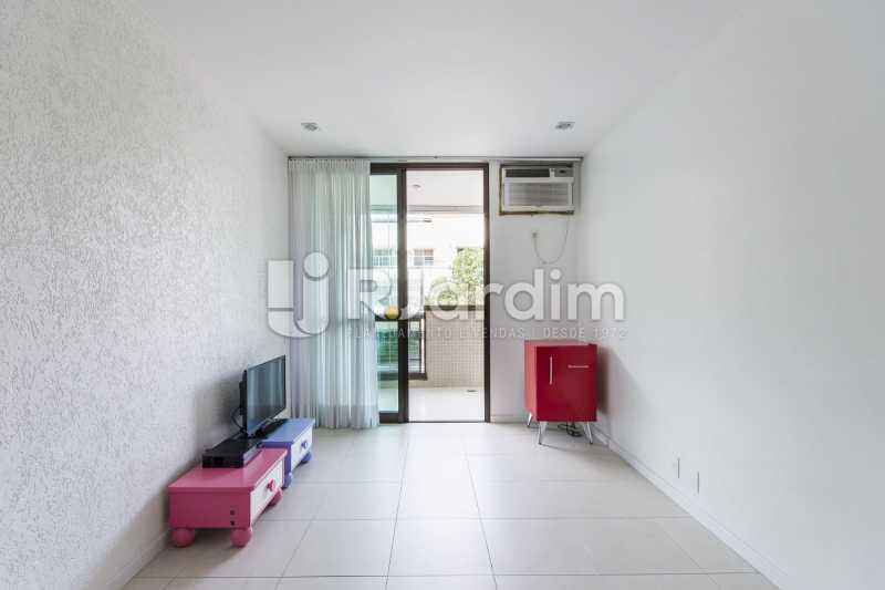 Sala de visitas - Apartamento À Venda - Barra da Tijuca - Rio de Janeiro - RJ - LAAP31885 - 4