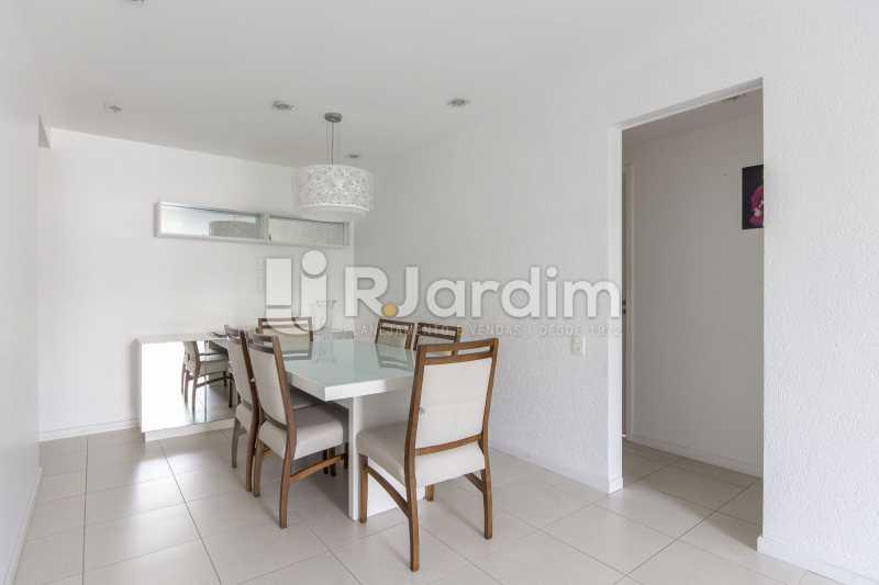 Sala de jantar - Apartamento À Venda - Barra da Tijuca - Rio de Janeiro - RJ - LAAP31885 - 6