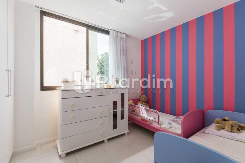 Quarto 1 - Apartamento À Venda - Barra da Tijuca - Rio de Janeiro - RJ - LAAP31885 - 7