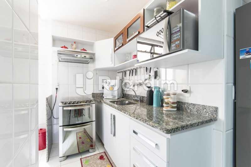 Cozinha - Apartamento À Venda - Barra da Tijuca - Rio de Janeiro - RJ - LAAP31885 - 15