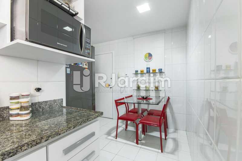 Cozinha - Apartamento À Venda - Barra da Tijuca - Rio de Janeiro - RJ - LAAP31885 - 16