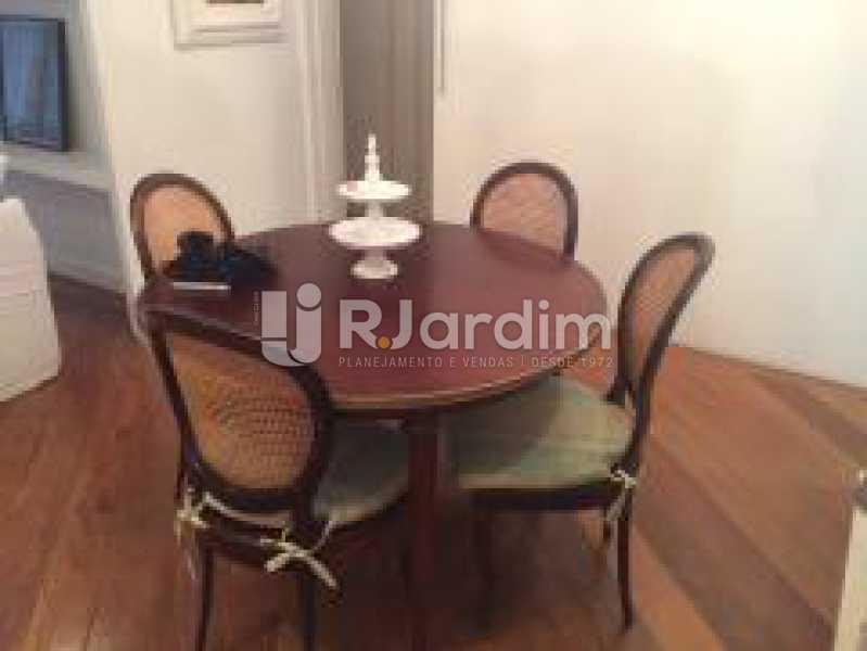 Sala de jantar - Apartamento Jardim Botânico 3 Quartos Aluguel Administração Imóveis - LAAP31889 - 9