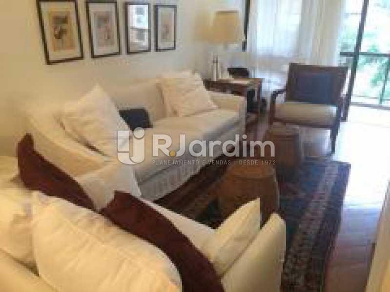 Sala de estar - Apartamento Jardim Botânico 3 Quartos Aluguel Administração Imóveis - LAAP31889 - 6