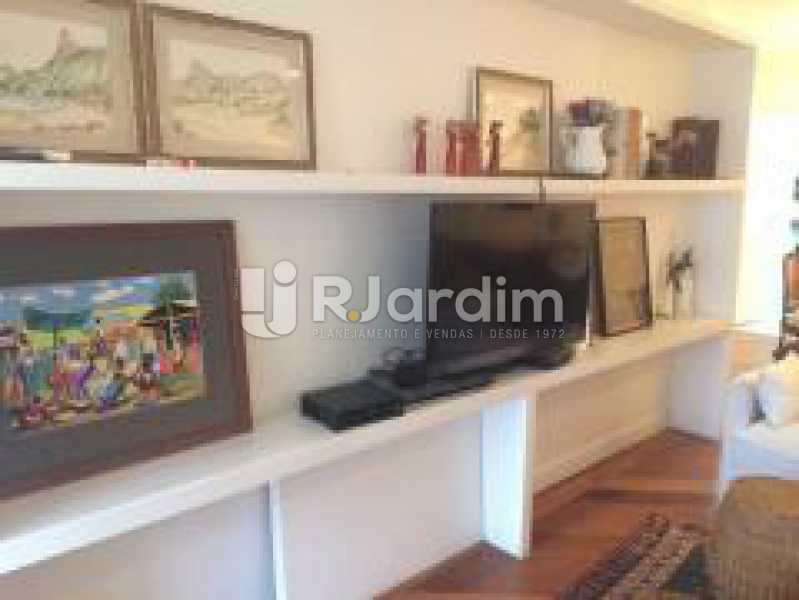 Sala de estar - Apartamento Jardim Botânico 3 Quartos Aluguel Administração Imóveis - LAAP31889 - 8