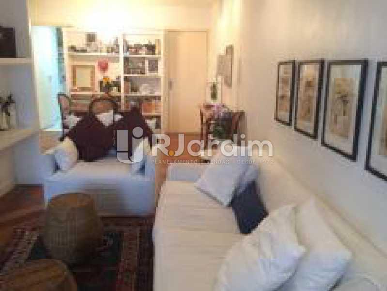 Sala de estar - Apartamento Jardim Botânico 3 Quartos Aluguel Administração Imóveis - LAAP31889 - 7