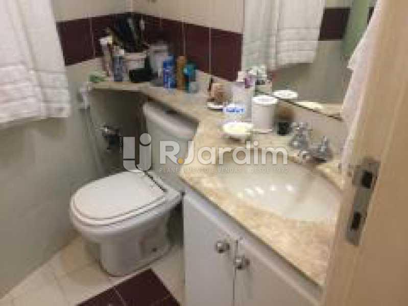 Banheiro da suíte - Apartamento Jardim Botânico 3 Quartos Aluguel Administração Imóveis - LAAP31889 - 13
