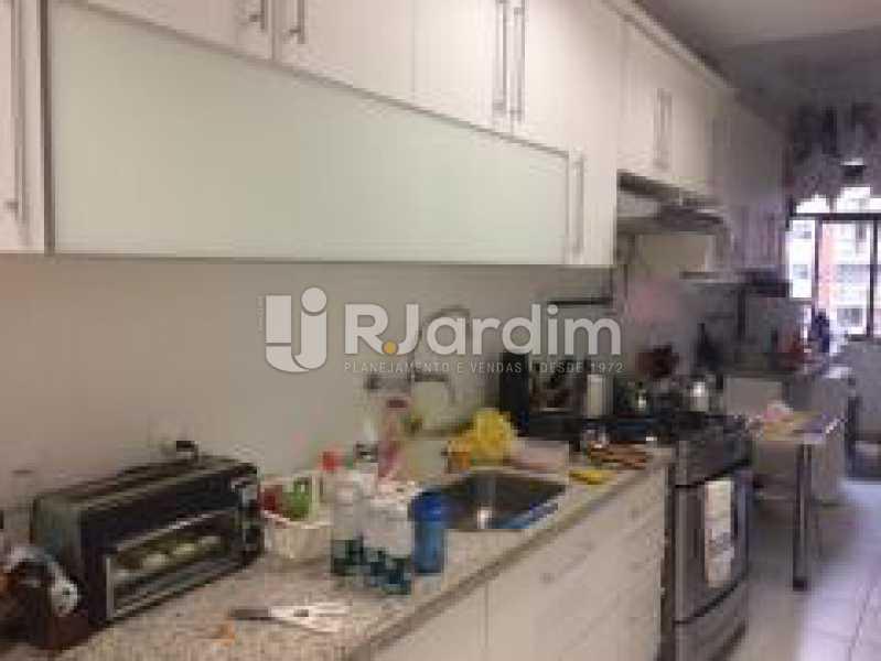 Copa-cozinha - Apartamento Jardim Botânico 3 Quartos Aluguel Administração Imóveis - LAAP31889 - 23