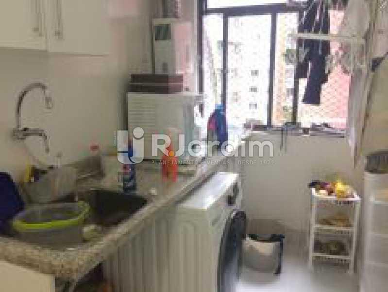 Área - Apartamento Jardim Botânico 3 Quartos Aluguel Administração Imóveis - LAAP31889 - 25