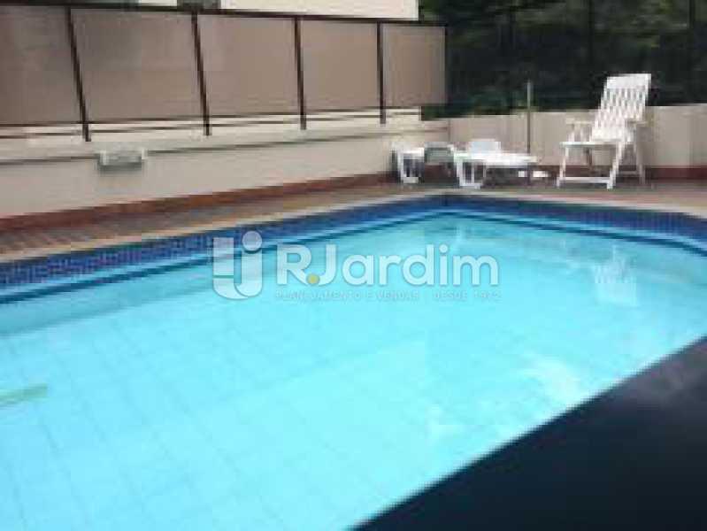 Piscina - Apartamento Jardim Botânico 3 Quartos Aluguel Administração Imóveis - LAAP31889 - 19