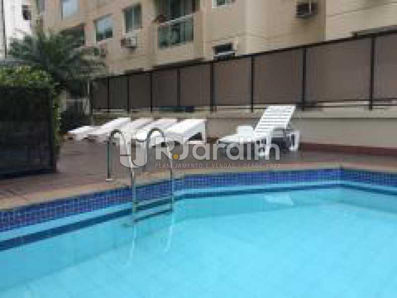 Piscina - Apartamento Jardim Botânico 3 Quartos Aluguel Administração Imóveis - LAAP31889 - 28