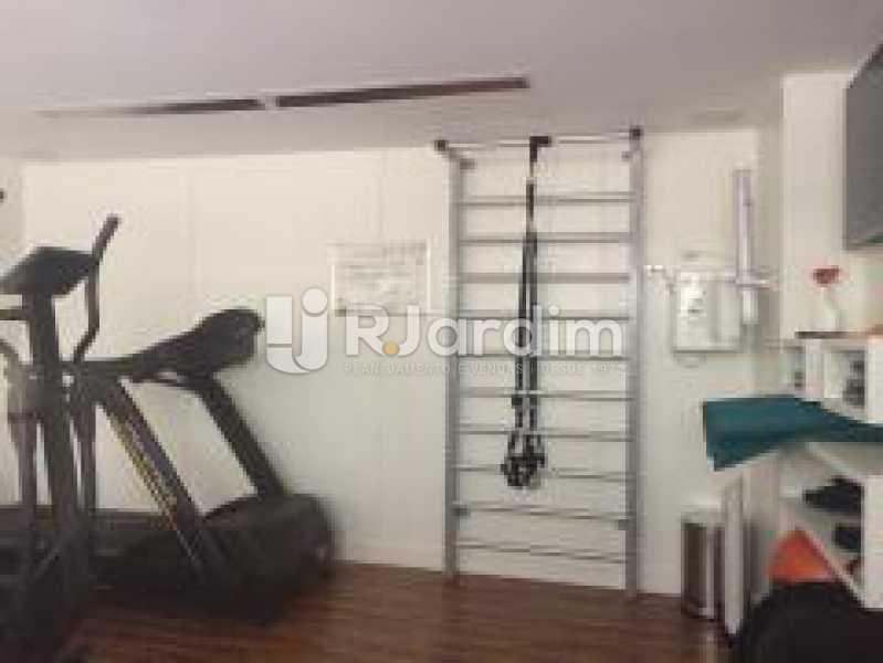 Sala de ginástica - Apartamento Jardim Botânico 3 Quartos Aluguel Administração Imóveis - LAAP31889 - 20
