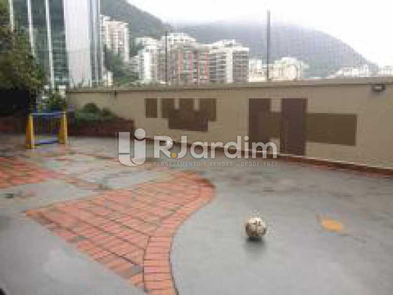 Quadra de mini-futebol - Apartamento Jardim Botânico 3 Quartos Aluguel Administração Imóveis - LAAP31889 - 29