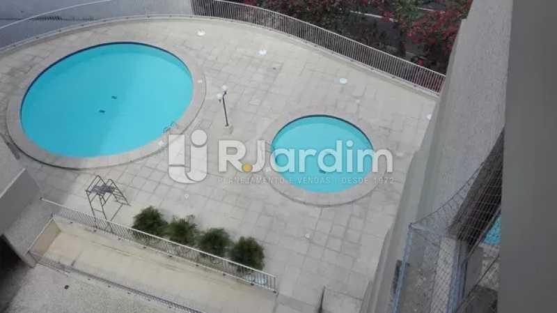 Piscina - Compra Venda Avaliação Apartamento Gávea 3 Quartos - LAAP31891 - 22