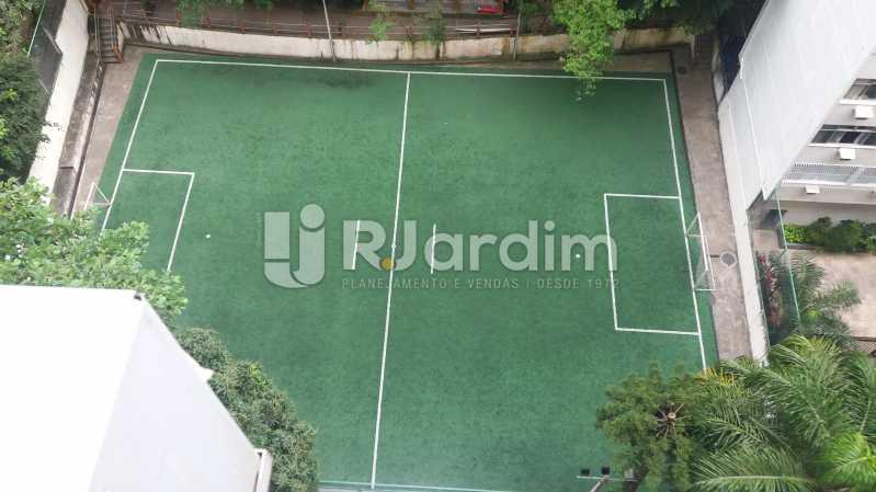 Campo de Futebol Vista  - Apartamento Para Alugar - Leblon - Rio de Janeiro - RJ - LAAP31892 - 23