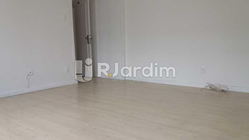 Sala 2 Ambientes - Apartamento Para Alugar - Leblon - Rio de Janeiro - RJ - LAAP31892 - 5