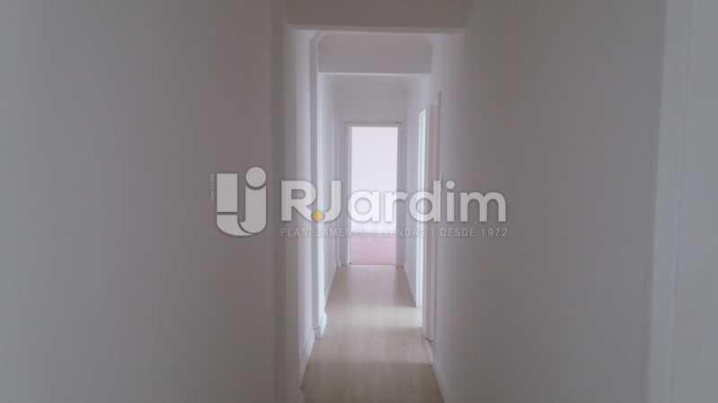 Circulação - Apartamento Para Alugar - Leblon - Rio de Janeiro - RJ - LAAP31892 - 6