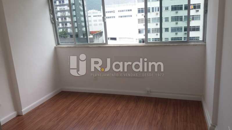 1° Quarto - Apartamento Para Alugar - Leblon - Rio de Janeiro - RJ - LAAP31892 - 7