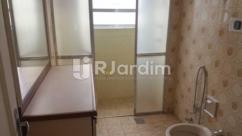 Banheiro Social - Apartamento Para Alugar - Leblon - Rio de Janeiro - RJ - LAAP31892 - 15