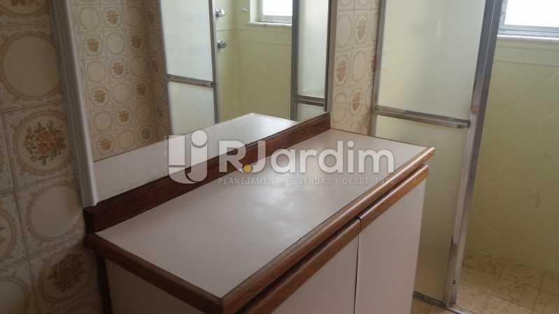 Banheiro Social - Apartamento Para Alugar - Leblon - Rio de Janeiro - RJ - LAAP31892 - 16