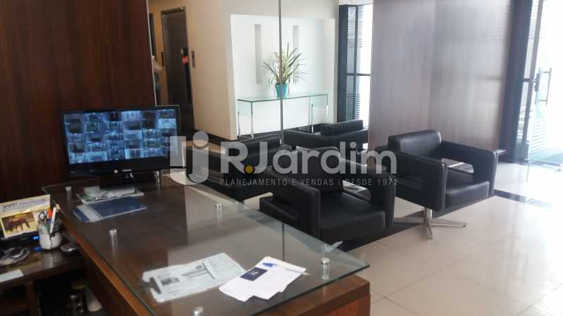 Portaria 24:00 C/Monitorada - Apartamento Para Alugar - Leblon - Rio de Janeiro - RJ - LAAP31892 - 22