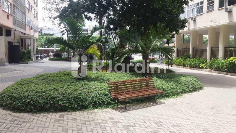 Área de Lazer - Apartamento Para Alugar - Leblon - Rio de Janeiro - RJ - LAAP31892 - 28