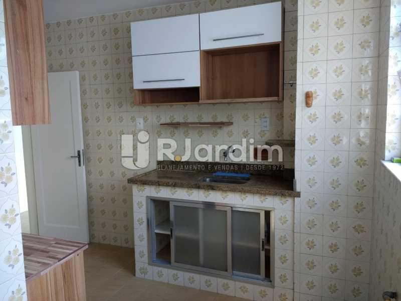 Cozinha 2 - Apartamento Para Alugar - Leblon - Rio de Janeiro - RJ - LAAP31892 - 17