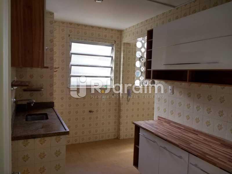 Cozinha - Apartamento Para Alugar - Leblon - Rio de Janeiro - RJ - LAAP31892 - 18
