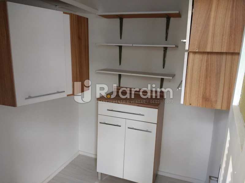 Quartop empregada - Apartamento Para Alugar - Leblon - Rio de Janeiro - RJ - LAAP31892 - 20