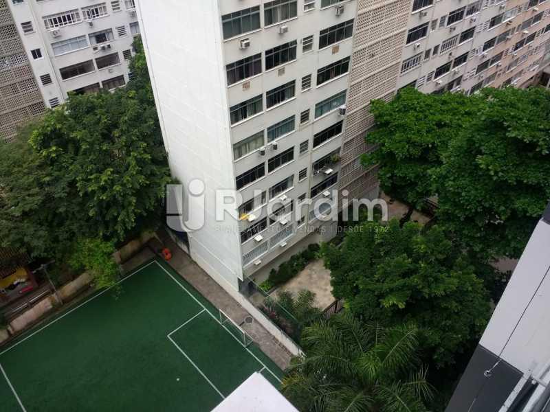 Area do Prédio - Apartamento Para Alugar - Leblon - Rio de Janeiro - RJ - LAAP31892 - 3