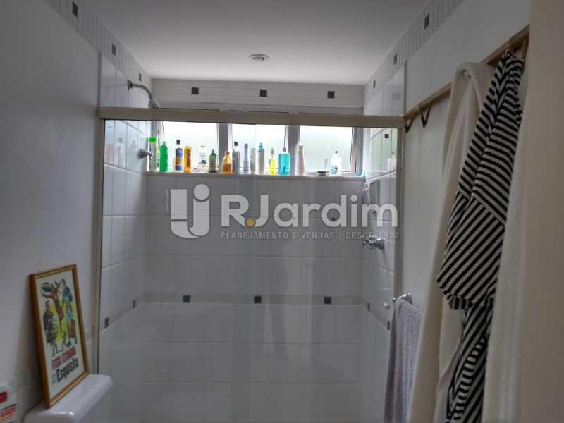 banheiro social / segundo piso - Cobertura À Venda - Lagoa - Rio de Janeiro - RJ - LACO30259 - 24