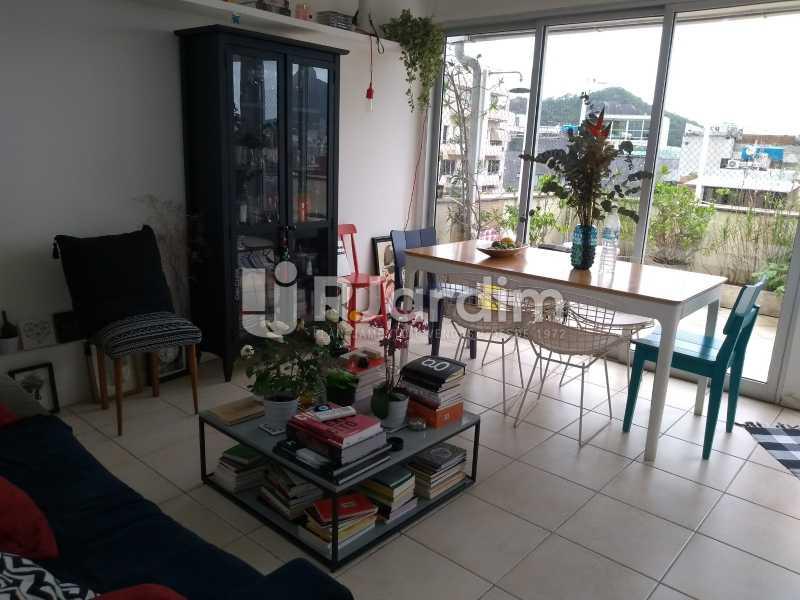 Sala / terraço  - Cobertura para venda Avenida Alexandre Ferreira,Lagoa, Zona Sul,Rio de Janeiro - R$ 2.600.000 - LACO30259 - 11