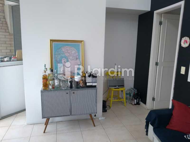 sala - Cobertura para venda Avenida Alexandre Ferreira,Lagoa, Zona Sul,Rio de Janeiro - R$ 2.600.000 - LACO30259 - 13