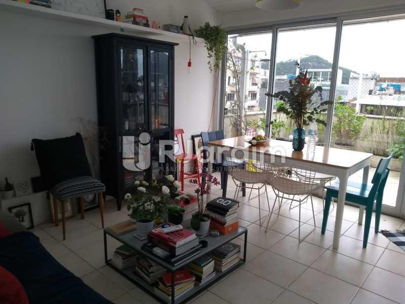 sala - Cobertura À Venda - Lagoa - Rio de Janeiro - RJ - LACO30259 - 10
