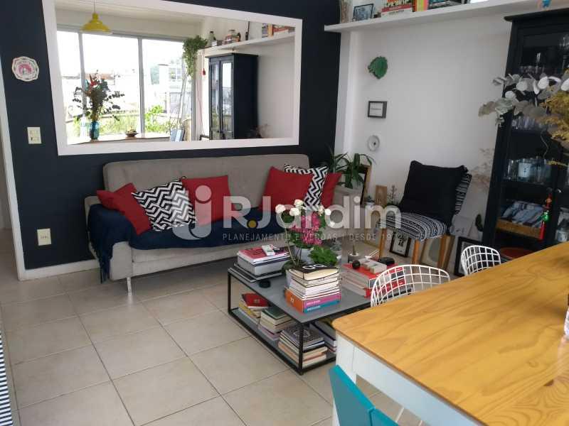 sala - Cobertura para venda Avenida Alexandre Ferreira,Lagoa, Zona Sul,Rio de Janeiro - R$ 2.600.000 - LACO30259 - 12