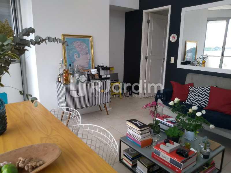 sala - Cobertura para venda Avenida Alexandre Ferreira,Lagoa, Zona Sul,Rio de Janeiro - R$ 2.600.000 - LACO30259 - 14
