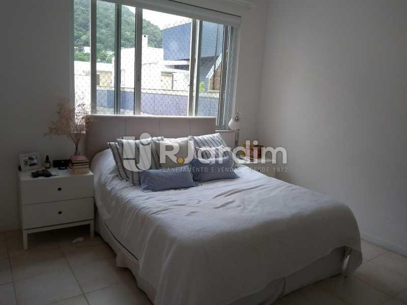 quarto/segundo piso  - Cobertura para venda Avenida Alexandre Ferreira,Lagoa, Zona Sul,Rio de Janeiro - R$ 2.600.000 - LACO30259 - 23