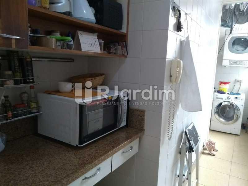 cozinha / área de serviço  - Cobertura À Venda - Lagoa - Rio de Janeiro - RJ - LACO30259 - 29