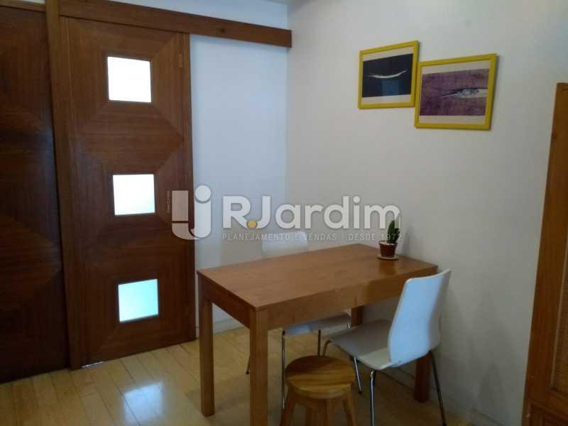 sala / entrada de serviço  - Cobertura para venda Avenida Alexandre Ferreira,Lagoa, Zona Sul,Rio de Janeiro - R$ 2.600.000 - LACO30259 - 8