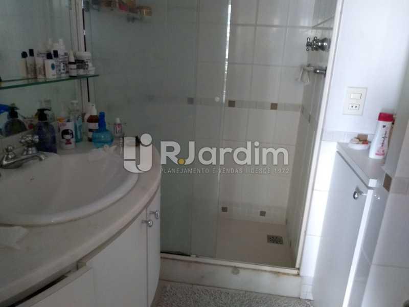 banheiro  - Cobertura para venda Avenida Alexandre Ferreira,Lagoa, Zona Sul,Rio de Janeiro - R$ 2.600.000 - LACO30259 - 26
