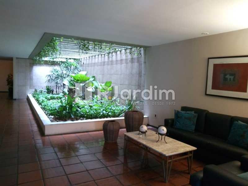 portaria  - Cobertura À Venda - Lagoa - Rio de Janeiro - RJ - LACO30259 - 7