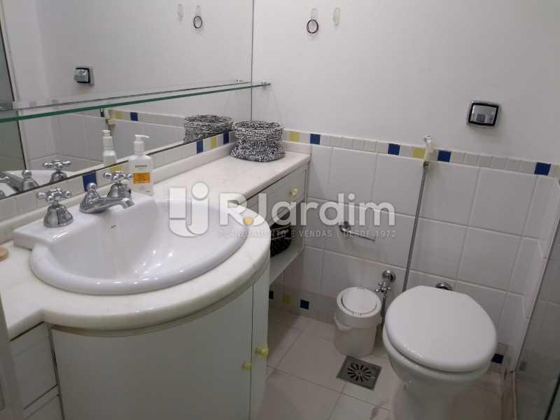 banheiro  - Cobertura para venda Avenida Alexandre Ferreira,Lagoa, Zona Sul,Rio de Janeiro - R$ 2.600.000 - LACO30259 - 27