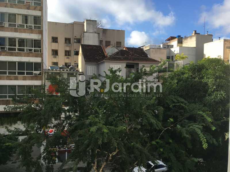 Vista sala - Apartamento À Venda - Ipanema - Rio de Janeiro - RJ - LAAP31893 - 4