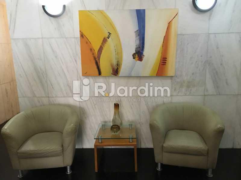 Recepção - Apartamento À Venda - Ipanema - Rio de Janeiro - RJ - LAAP31893 - 26