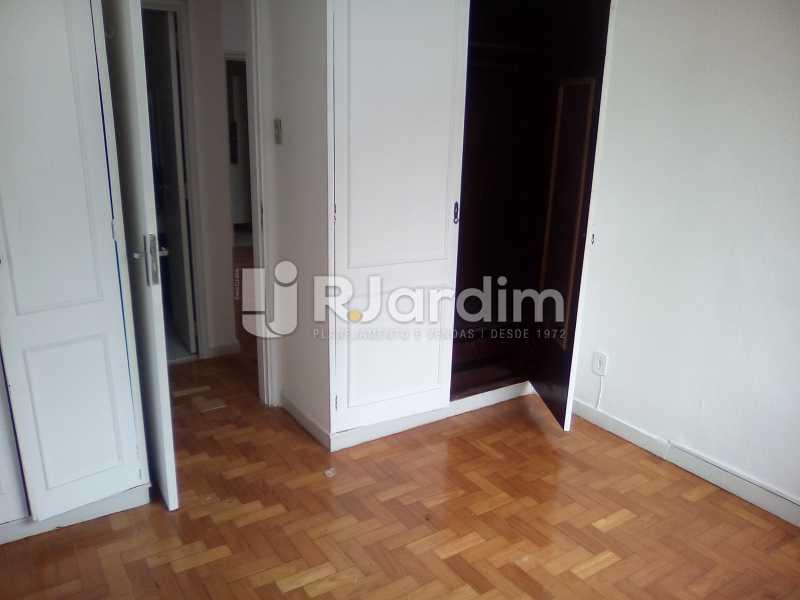 Quarto  - Aluguel Administração Imóveis Apartamento Leblon 1 Quarto - LAAP10333 - 7